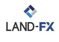 landfxのロゴ